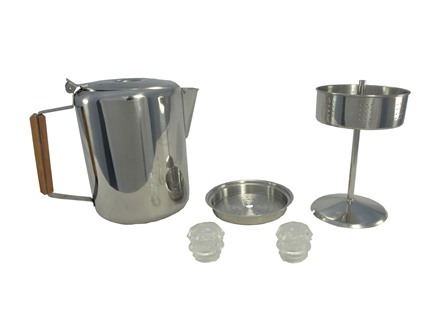 Texsport Percolator 9 cup Stainless Steel