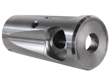 "Nordic Components Corvette Compensator Muzzle Brake 5/8""-24 Thread AR-10, LR-308 Stainless Steel"