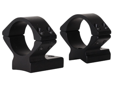 "Talley Lightweight 2-Piece Scope Mounts with Integral 1"" Rings Remington 700 Extra Low Matte"