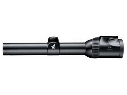 Swarovski Z6i 2nd Generation Rifle Scope 30mm Tube 1-6x 24mm 3/20 Mil Adjustments Illuminated 4-I Reticle Matte