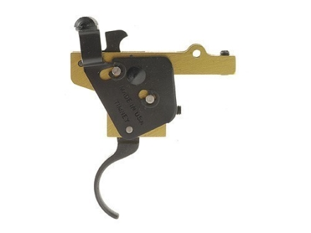 Timney Featherweight Deluxe Rifle Trigger Mauser 95, 96 with Safety 2 to 3-1/2 lb Blue
