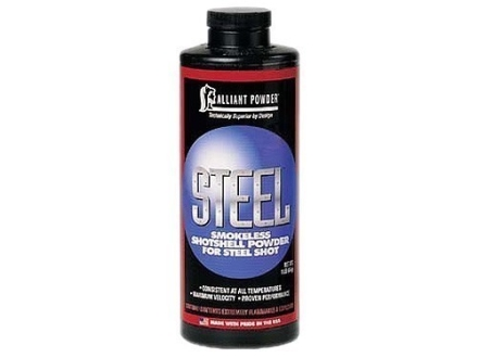 Alliant Steel Smokeless Powder