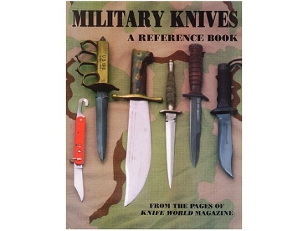 """Military Knives: A Reference Book"" Book by Mike Silvey"