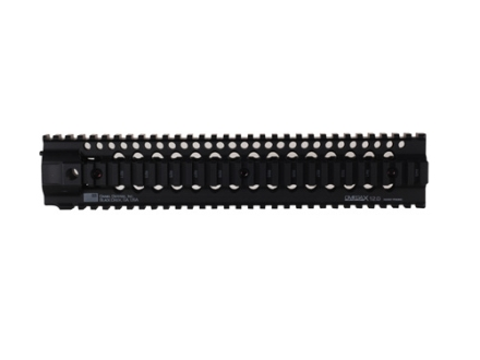 Daniel Defense Omega X Free Float Tube Handguard Quad Rail AR-15 Aluminum Black