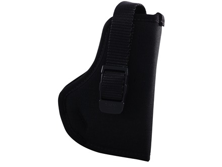 GrovTec GT Belt Holster Right Hand with Thumb Break Size 12 for Glock 26, 27, and 33 Nylon Black