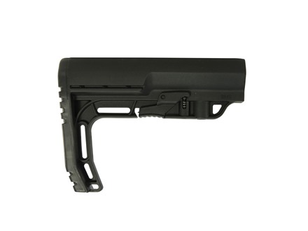 Mission First Tactical Battlelink Minimalist Collapsible Buttstock AR-15, LR-308 Polymer