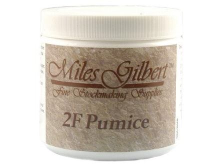 Miles Gilbert Stock Rubbing Compound 2F Pumice 8 oz