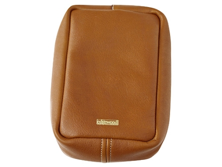 Edgewood Hand Rest Shooting Rest Bag Leather Unfilled