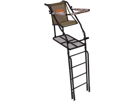 Millennium Treestands L-110 21' Single Ladder Treestand Steel