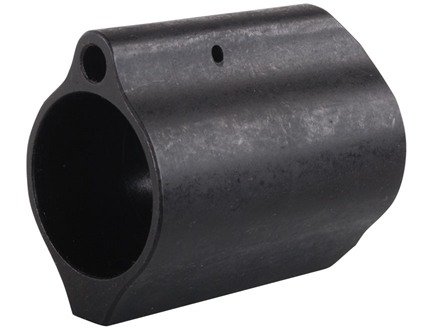 "Midwest Industries Low Profile Gas Block AR-15, LR-308 Bull Barrel .936"" Inside Diameter Matte"