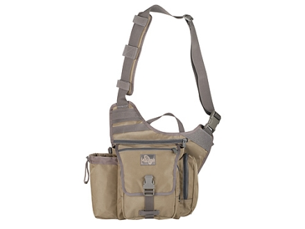 Maxpedition Jumbo K.I.S.S. Versipack Pack Nylon Khaki and Foliage Green