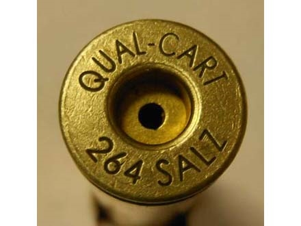 Quality Cartridge Reloading Brass 264 SALZ (264 Salisbury) Box of 20