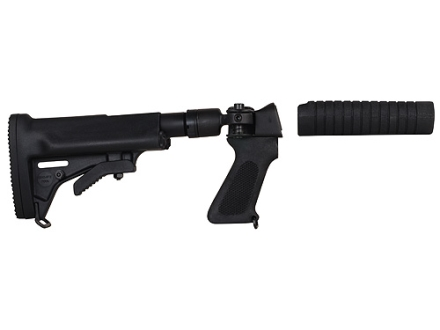 Choate Adjustable Side Folding Stock Remington 870 20 Gauge Light Weight Steel and Composite Black