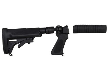 Choate Adjustable Side Folding Stock Remington 870 20 Gauge Light Weight Steel and Composite Black