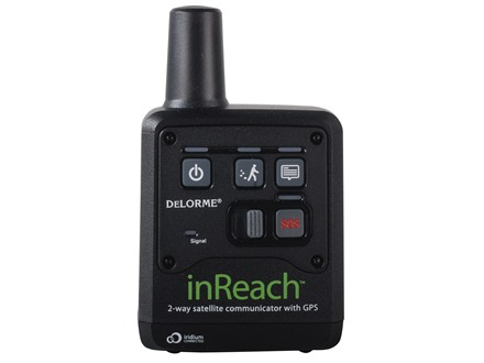 DeLorme inReach Global Communication Device and GPS Viewer for Earthmate PN-60W