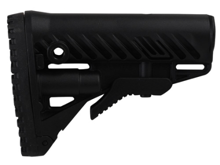 Mako GLR16 Buttstock Collapsible AR-15, LR-308 Carbine Synthetic Black