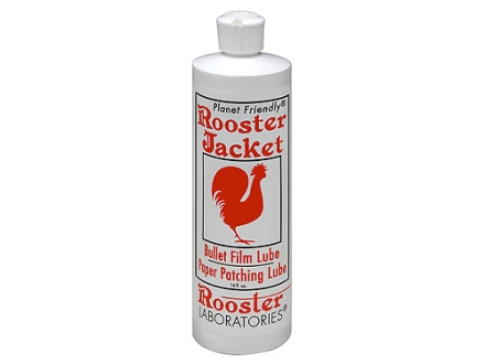 Rooster Jacket Waterproof Bullet Film Lube and Paper Patch Lube 16 oz