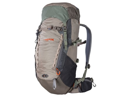 Sitka Gear Alpine Ruck Backpack Polyester Woodsmoke