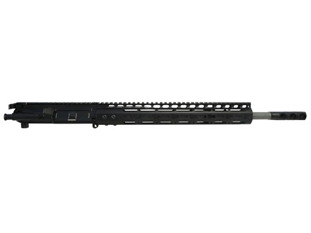 "Noveske AR-15 NST A3 Flat-Top Upper Assembly 5.56x45mm NATO 1 in 7"" Twist 16"" Barrel Stainless Steel with NSR-13.5 Free Float Handguard, SJC Titan Brake"