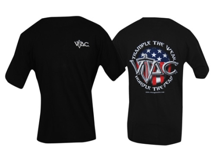 "VTAC ""Trample the Weak"" 2 Short Sleeve T-Shirt Cotton"