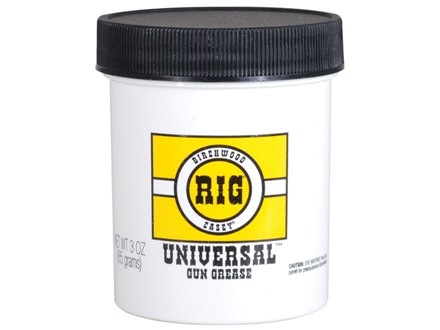 RIG Universal Gun Grease 3 oz Jar