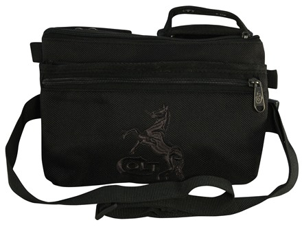 Colt Deluxe Satchel Nylon Black