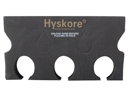 HySkore Universal Rack and Organizer High Density Foam Gray