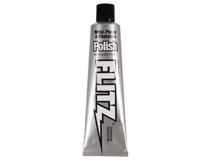 Flitz Paste Metal Polish 5.29 oz Tube