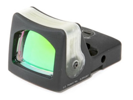 Trijicon RMR Reflex Red Dot Sight Dual-Illuminated 9 MOA Green Dot Matte