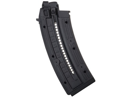 GSG Magazine GSG AK-47 22 Long Rifle 24-Round Polymer Black