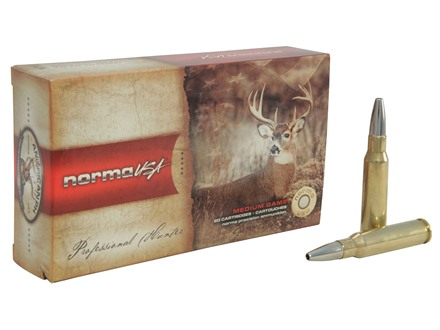 Norma USA American PH Ammunition 308 Winchester 150 Grain Kalahari Hollow Point Box of 20