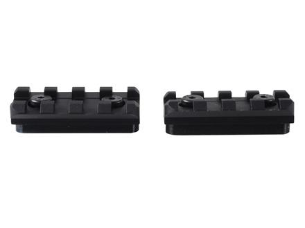 Samson Customizable Rail Section for Evolution Series Free Float Handguard AR-15 Aluminum Black