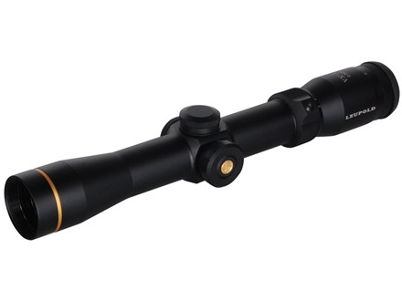 Leupold VX-R Rifle Scope 30mm Tube 2-7x 33mm Illuminated FireDot Duplex Reticle Matte