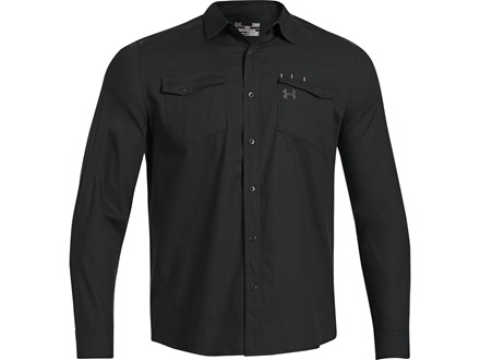 Under Armour Men's Shop Shirt Long Sleeve Cotton