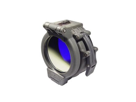 Surefire FM36 Blue Flashlight Clamp-Ring Filter