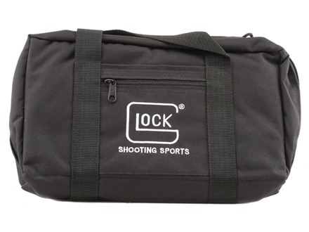 Glock Single Pistol Range Bag Nylon Black