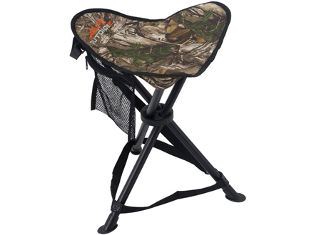 ALPS Outdoorz Tripod Swivel Stool Nylon Seat Steel Frame Realtree AP Camo