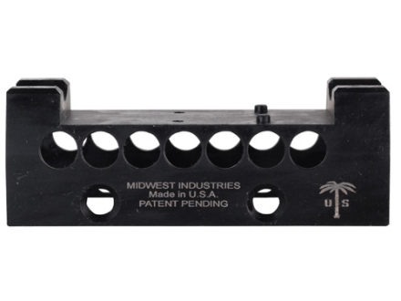 Midwest Industries US Palm AK-47, AK-74 Handguard Top Cover with Trijicon RMR Optic Mount Aluminum
