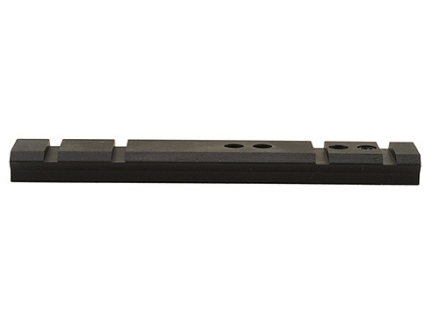 Warne Maxima 1-Piece Steel Weaver-Style Scope Base Thompson Center Contender Matte