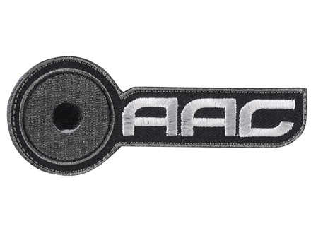 Advanced Armament Co (AAC) Horizontal Logo Patch Hook-&-Loop Fastener