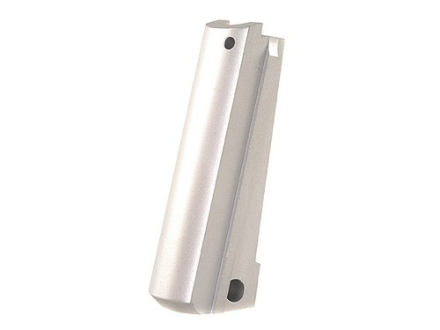 Ed Brown Mainspring Housing Flat 1911 Government, Commander Smooth Stainless Steel