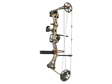 Bear Encounter RTH Compound Bow Package