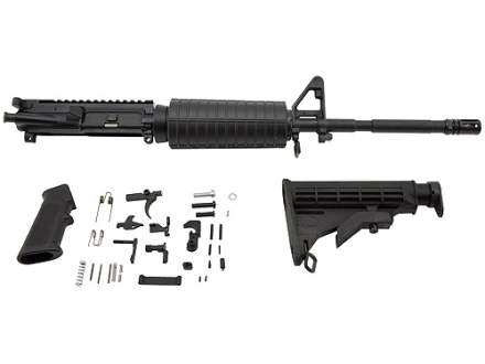 "CMMG M4 LE AR-15 Carbine Kit 5.56x45mm NATO 16"" Barrel with M4 LE Upper Assembly, Collapsible Stock Assembly, Lower Receiver Parts Kit Pre-Ban"