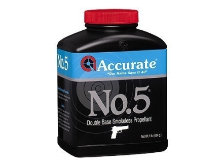 Accurate No. 5 Smokeless Powder