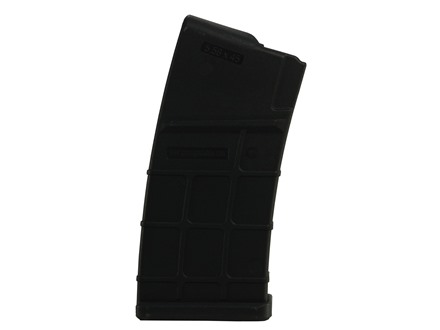 Promag Magazine HK 93 223 Remington 20-Round Polymer Black