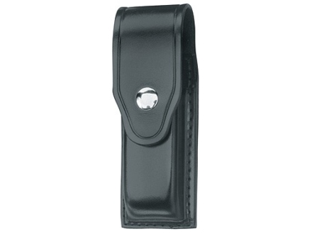 Gould & Goodrich B628 Single Magazine Pouch 1911 Government, Commander, Officer, Beretta 92 Compact Leather Black