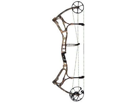 "Bear Archery Empire Compound Bow Right Hand 50-60 lb 24""-31"" Draw Length Realtree APG Camo"
