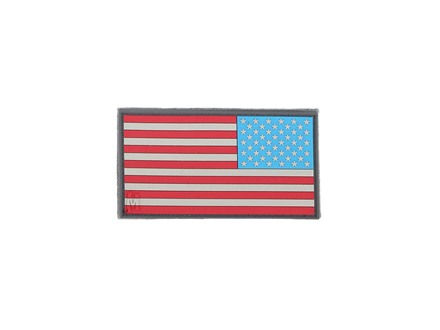 Maxpedition Reverse USA Flag PVC Patch