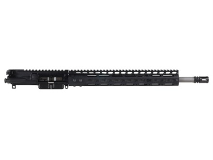 "Noveske AR-15 Rogue Hunter A3 Flat-Top Upper Assembly 5.56x45mm NATO 1 in 7"" Twist 16"" Barrel Stainless Steel with NSR-13.5 Free Float Handguard, Flash Hider"