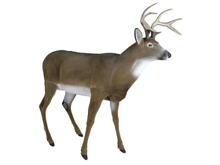 Flambeau Masters Series Flocked Boss Buck Deer Decoy Polymer